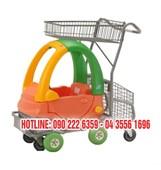 Xe đẩy siêu thị KS-JH-P001B