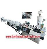 Máy sản xuất ống nhựa PPR 110MM