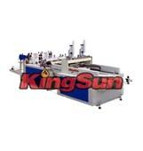 Máy cắt dán đột quai liên hoàn KS-XY-350X2