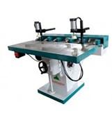 Máy khoan ngang tự động 1200mm dùng kẹp hơi Woodmaster WM-240