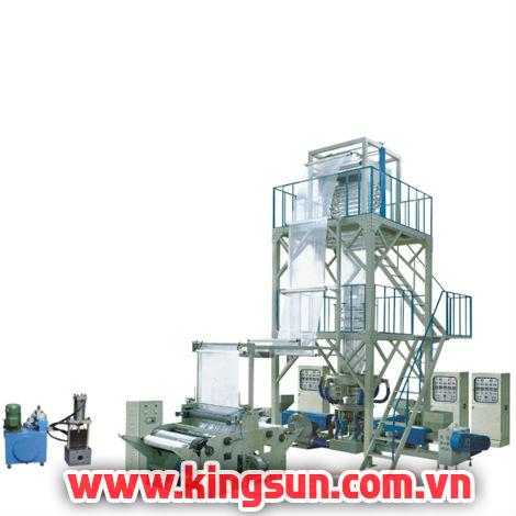 Máy thổi túi (HDPE) KS-SJ-45x3/FM1000