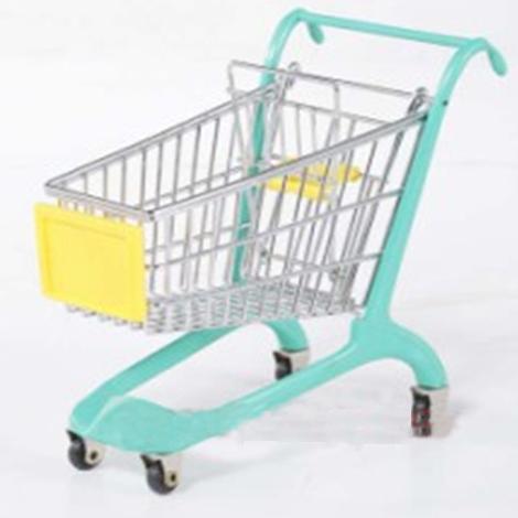 Xe đẩy trong siêu thị
