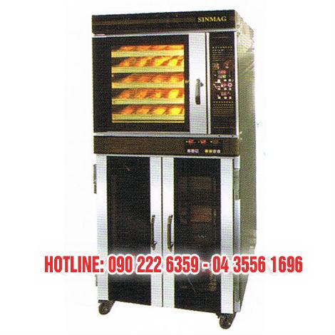 Lò nướng bánh đối lưu SM-705EE