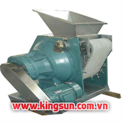 Máy tách xương cá sản lượng lớn CR-500 / CR-630