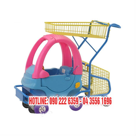 Xe đẩy siêu thị KS-JH-P001A