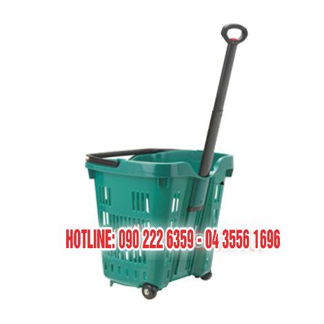 Làn kéo siêu thị KS-PW611