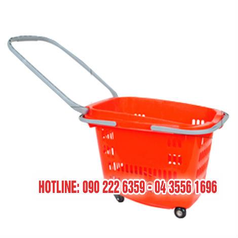 Làn kéo siêu thị KS-PW615
