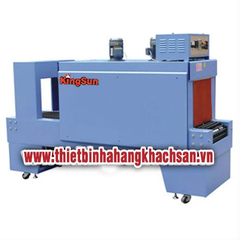 Máy đóng gói màng co PE KS-BSE6050A
