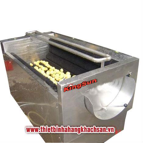 Máy rửa rau quả công nghiệp KS-MR-01