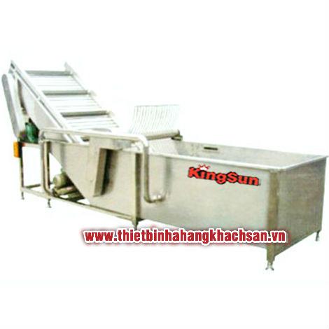 Máy rửa rau quả công nghiệp KS-MR-02