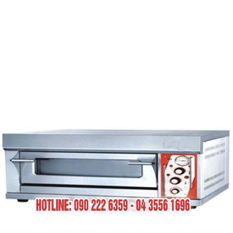Lò nướng Pizza 1 tầng 2 khay Gas KS-RP-10C