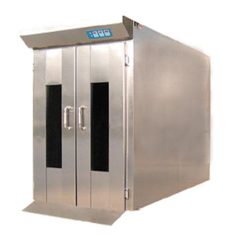 Tủ ủ bột cuộn 128 khay