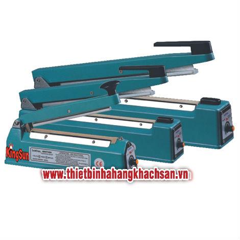 Máy hàn miệng túi dập tay KS-PCS200A