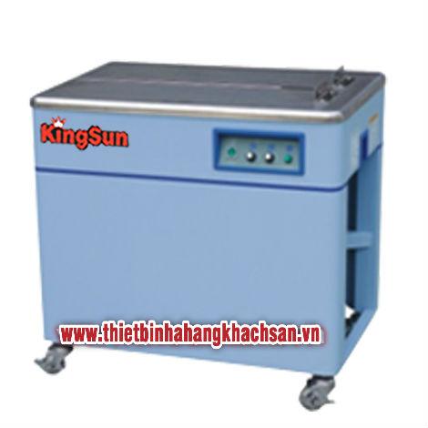 Máy đóng đai thùng bán tự động KS-SM06H