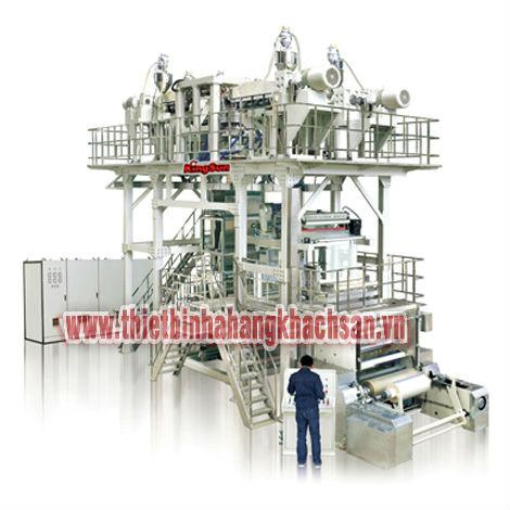 Tổ máy thổi màng Coextrusion 5-8 tầng MXB