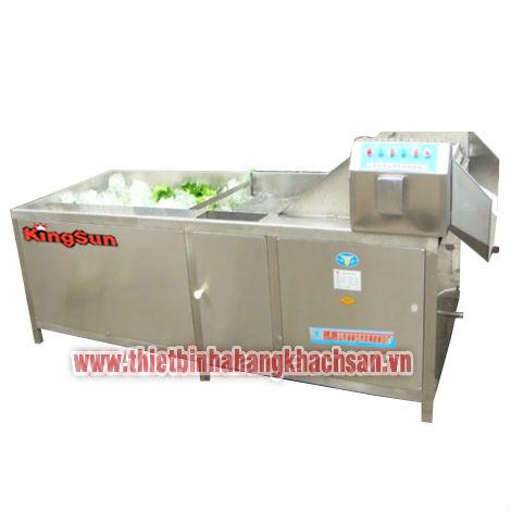 Máy rửa rau quả công nghiệp YQX-800