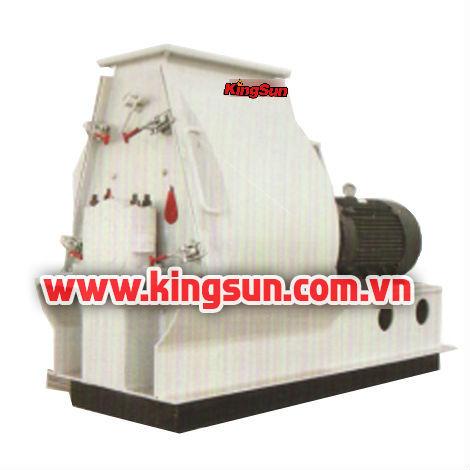 Máy nghiền gỗ kiểu bún đập đa chức năng KS-YSG50