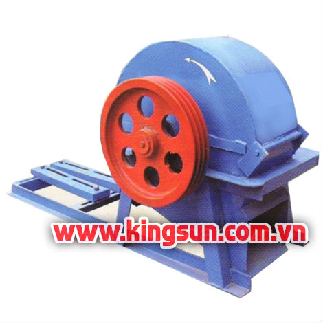 Máy băm gỗ KS-MXJ-420