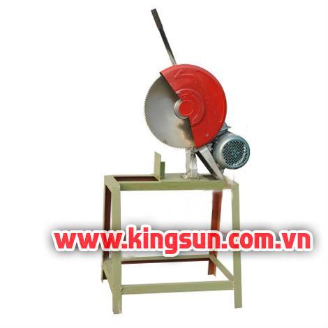 Máy cắt nguyên liệu KS-MCNL-D