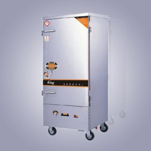 Tủ nấu cơm (10) khay (Gas)