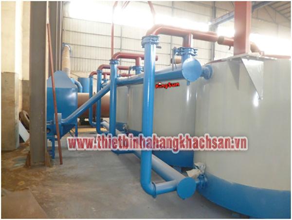 Lò cacbon hóa KS-LCBH