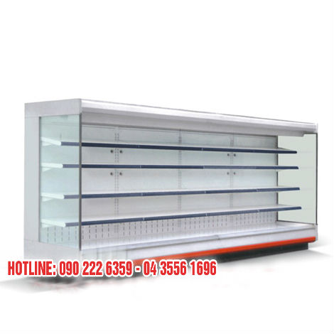 Tủ trưng bày siêu thị KS