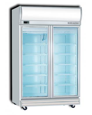 Tủ mát cánh kiếng Display chiller 2D/DC-S