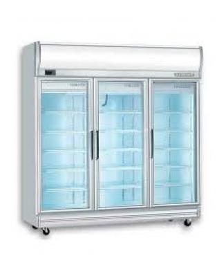 Tủ đông/ mát 3 cánh 3D/D2C1F-S