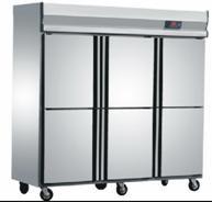 Tủ bảo ôn 6 cánh 2 chế độ đông và mát