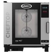 Lò hấp nướng đa năng 7 khay dùng điện Unox XEVC-0711-E1R