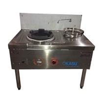 Bếp công nghiệp OKASU OKA-A1H1BN