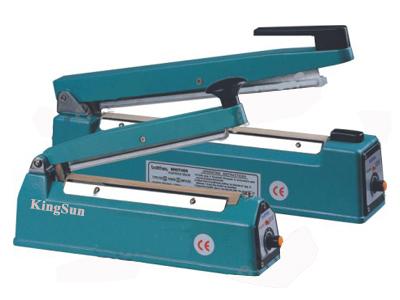 Máy hàn miệng túi dập tay KS-PCS200I/PCS300I