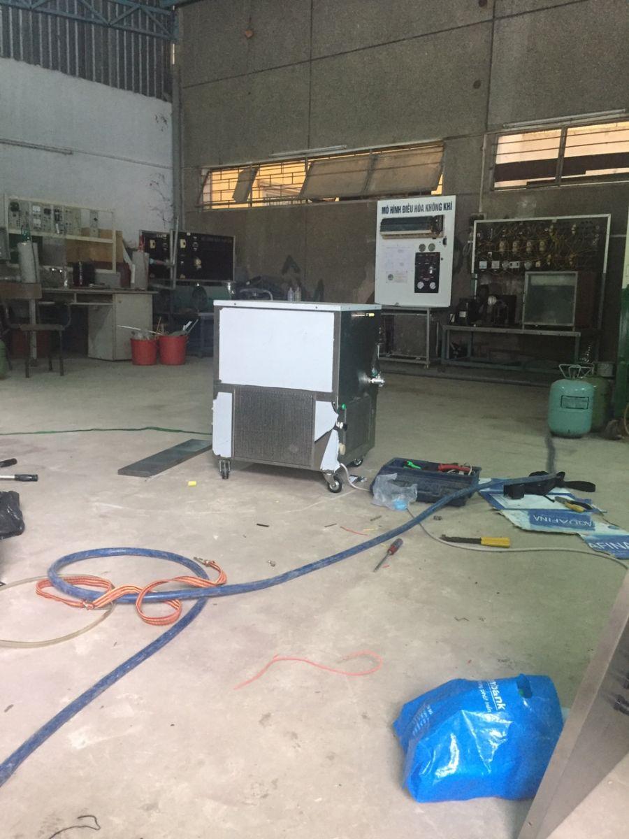 Máy chiết rót bia tươi 4 đường bia GK-4