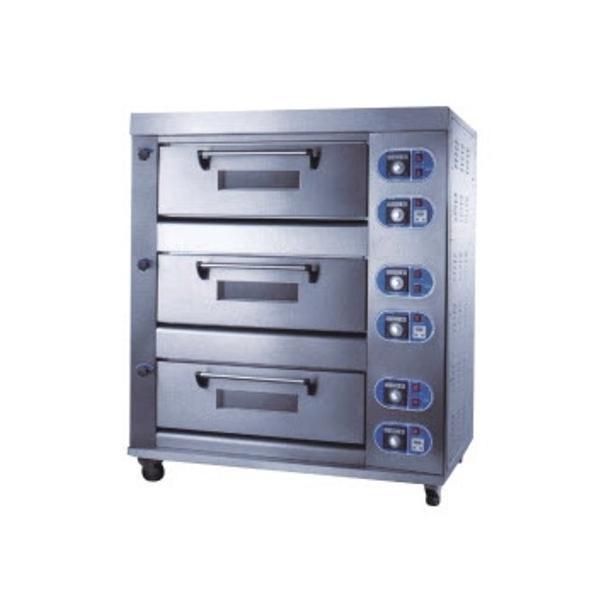 Lò nướng bánh dùng điện (3 tầng 6 khay) ZH-60C