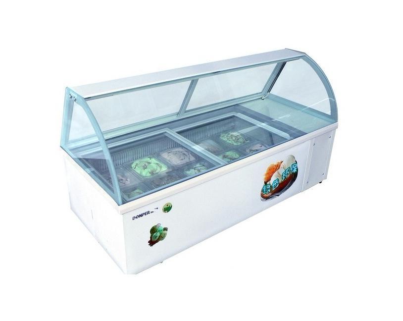 Tủ bán kem EAST SDF460-W