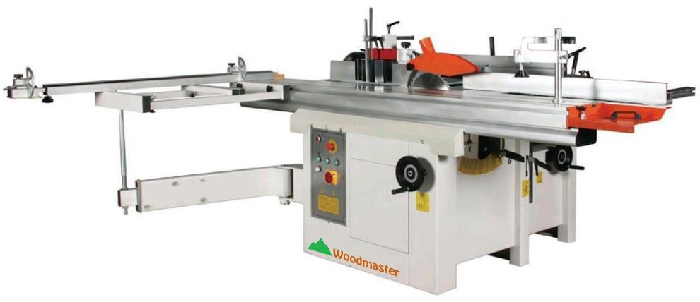 Máy cưa bào liên hợp Woodmaster WM-C5W