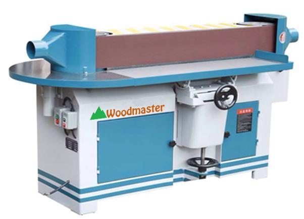 Máy chà nhám cạnh băng đứng 1200mm Woodmaster WM-48H