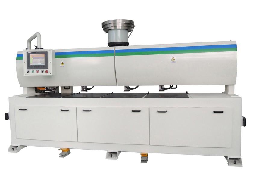 Máy cnc khoan + đóng chốt tự động Woodmaster CNC-2400BI