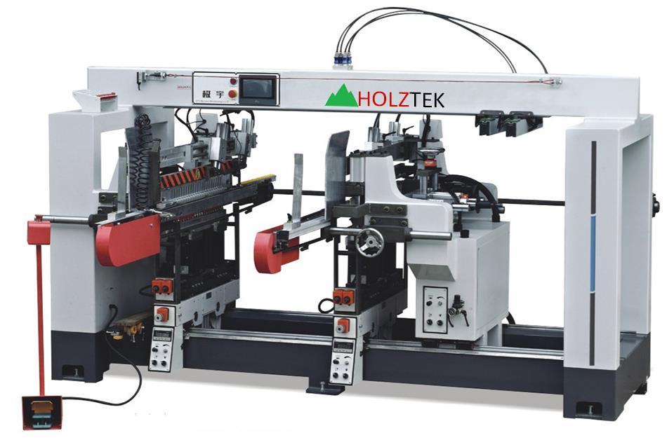 Máy khoan liên kết 4 giàn tự động Holztek Z4AT