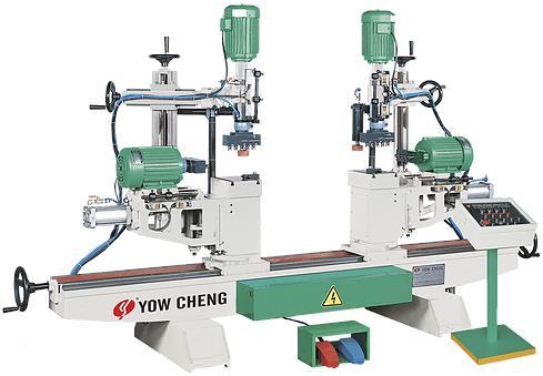 Máy khoan 2 đầu 4 cụm đa năng YowCheng SD-2T2