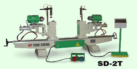 Máy khoan 2 đầu tự động  Yow Cheng SD-2T