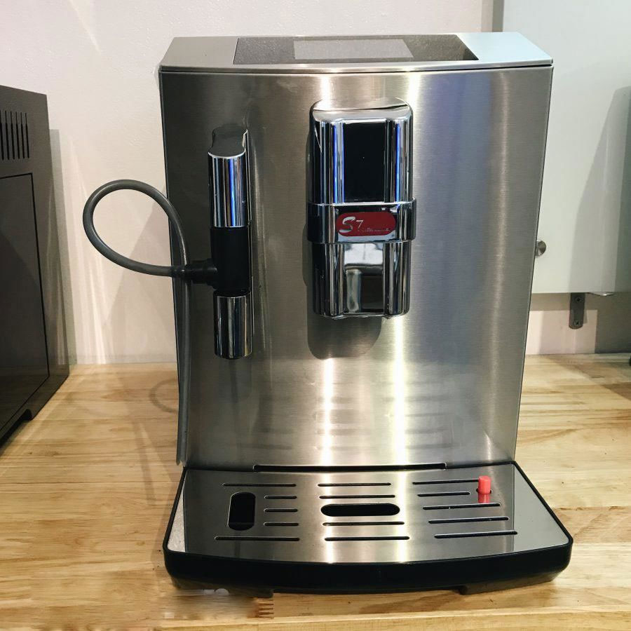 Máy pha cà phê tự động Handyage HK 1900-041