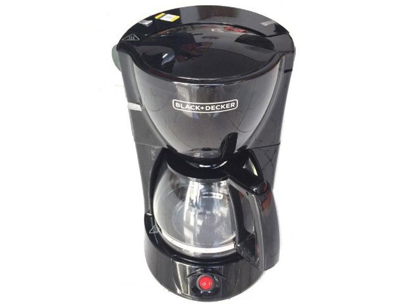 Máy pha cà phê 800W Black&Decker DCM600