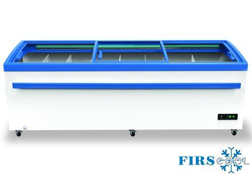 Tủ đông trưng bày siêu thị Firscool G-SD2500