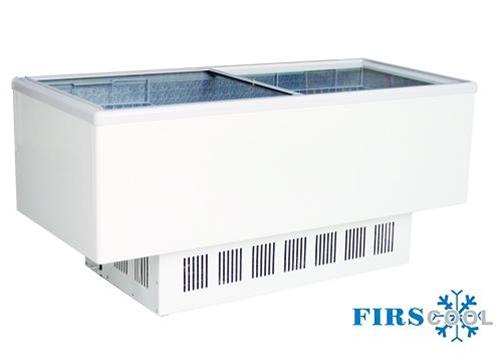 Tủ đông trưng bày siêu thị Firscool G-SD-528F