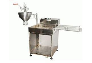 Máy làm bánh Donut bán tự động kèm tủ GRT-T103