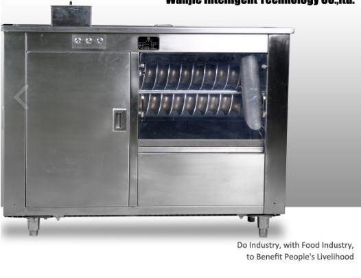 Máy chia bột tạo hình WJ-MTJ5