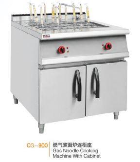 Bếp trần mì 12 hộc kèm tủ chạy gas Wailaan CG-900
