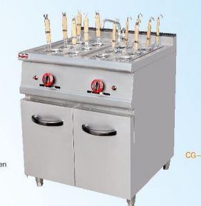 Bếp trần mỉ 12 hộc kèm tủ chạy gas Wailaan CG-700