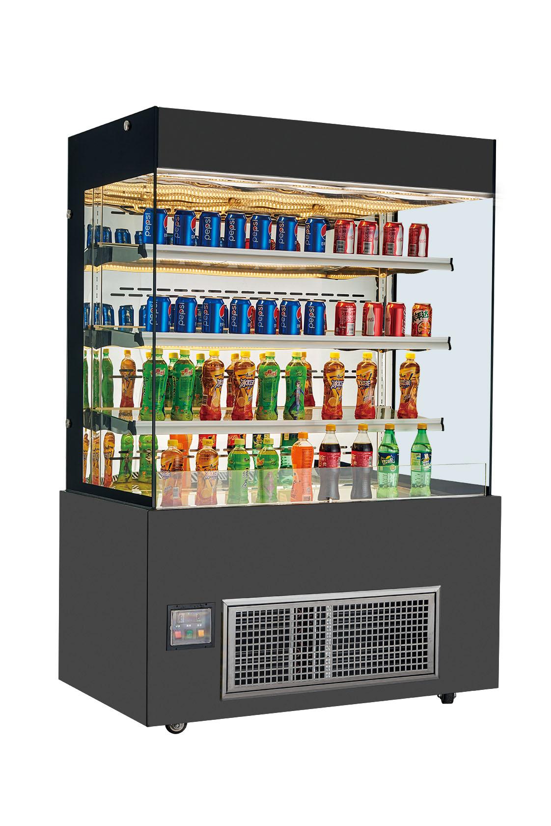 Tủ mát trưng bày siêu thị OKASU HG-15L